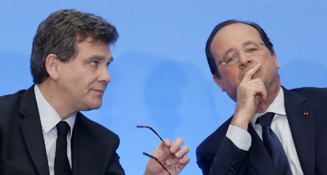 Sacked French minister heads back to school