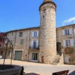 Next up is the 160m2 stone house in a small village in the Southern Languedoc-Roussillon region, which has recently gone down in price from €220,000 ($275,000) to €198,000 ($248,000). A spiral staircase leads to the main entrance of the house, winding itself around the charming 16th century clock tower. Unfortunately, it isn't part of the property, though.Photo: Leggett