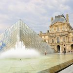 <b>Louvre pyramid:</b> Opened by François Mitterand in 1989 as part of his bid to demonstrate the city's cultural might at the close of the 20th century, American architect IM Pei's 71ft glass Pyramide du Louvre was a source of much confusion for fashionable Parisians, who were required to despise it when it was announced, then love it as soon as it was built. Initially declared an intrusion on the sanctity of the Palais du Louvre, it is now a part of the fabric of Paris and prime selfie territory.Photo: Christian Bertrand/Shutterstock