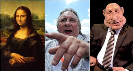 The alternative French news quiz for 2014