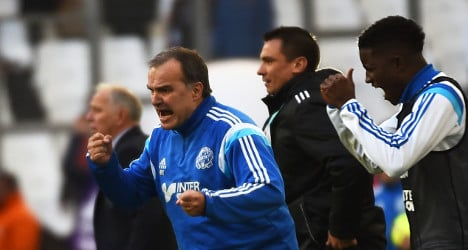 Marseille win to ensure top spot at Christmas