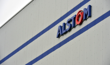 Poland charges five in Alstom corruption case