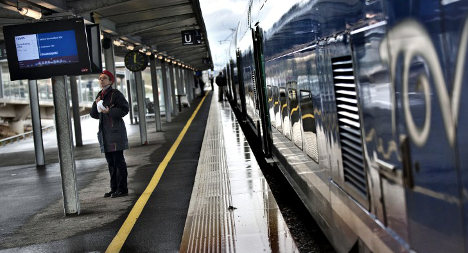 French train travel rattled by ticket inspector strike