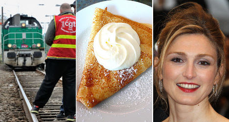 What the web tells us about the French in 2014