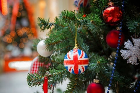 Top ten gifts for a British Christmas abroad