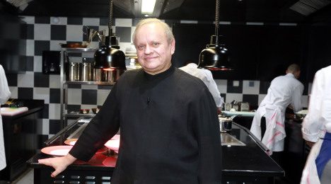 World's most starred French chef seeks more