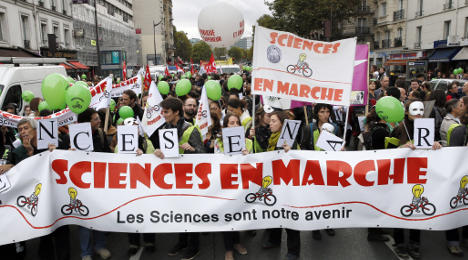 'It's no surprise half of French students fail'