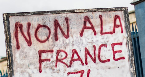 Named and shamed: The French who bash France