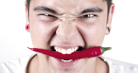 French scientists claim high testosterone linked to love of spicy food