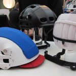 <b>Foldable helmets:</b> The foldable bike helmets are meant to be more stylish and less cumbersome than the traditional version.