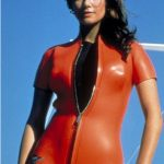 Claudine Auger was the first French actress to star in a Bond movie, playing Domino Derval in Thunderball in 1965.