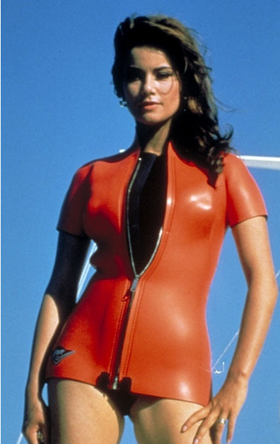 IN IMAGES: Ten French Bond girls through the ages