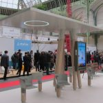 <b>Green spaces:</b> These hang-out places imagined by JCDecaux are designed to allow you to sit down and take a break and charge your electronic devices.