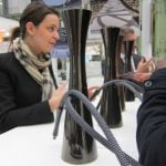 <b>Tobacco-free hookah:</b> You won't get a nicotine hit from this water-based shisha pipe but the vapour is infused with different flavours like cognac or ginger.