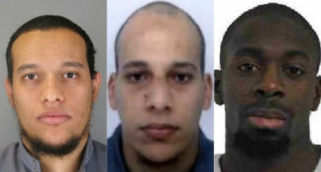 French towns don't want to bury Paris killers