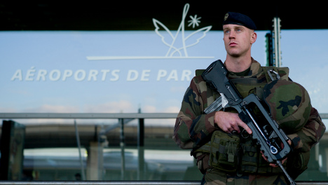 Isis urges new attacks after Paris shootings