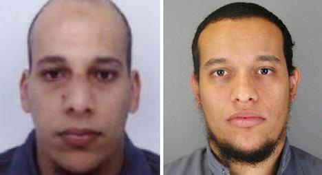 What we know about the Charlie Hebdo suspects