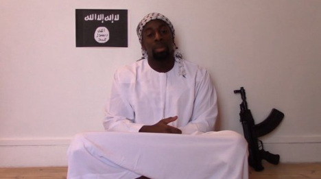 'Gunman' claims Isis link in posthumous video