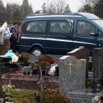 Roma baby buried after French racism row