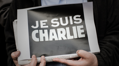 Muhammad is 'Charlie' in new Hebdo front page