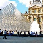 Could France sell off its art to pay the debts?