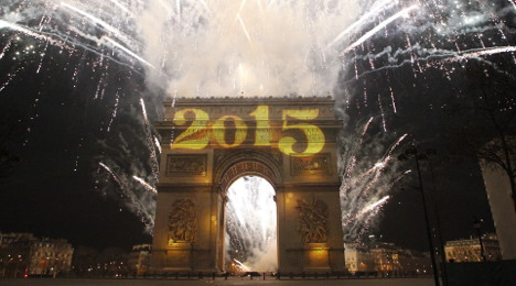 Twelve things that will happen in France in 2015