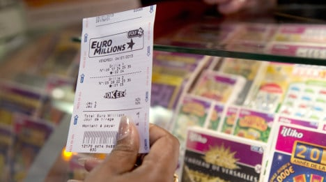 Frenchman forgets €73m lottery ticket in wallet