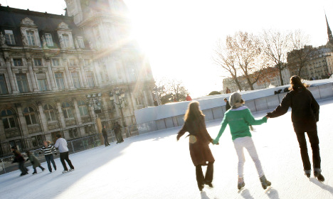 Big freeze to hit northern France at weekend