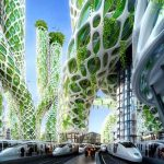 The Gare du Nord train station never looked so good.Photo: Vincent Callebaut
