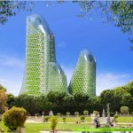 The Montparnasse Tower in the 15th arrondissementPhoto: Vincent Callebaut