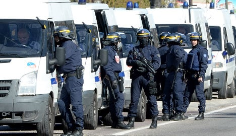 Marseille: Police fired upon as PM due to visit