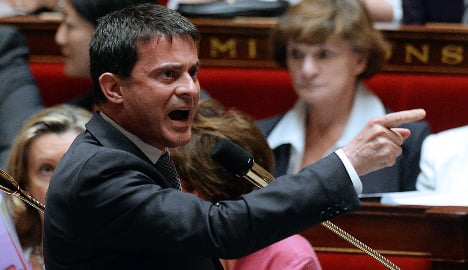 Irate rebels won't topple French government