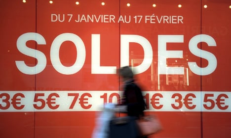 French economy hit by negative inflation