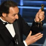 French composer brings home Oscar for France