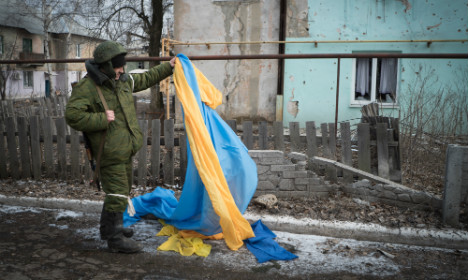'Time running out' for Ukraine deal: France