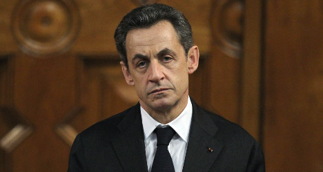 Sarkozy under fire for Middle East conference