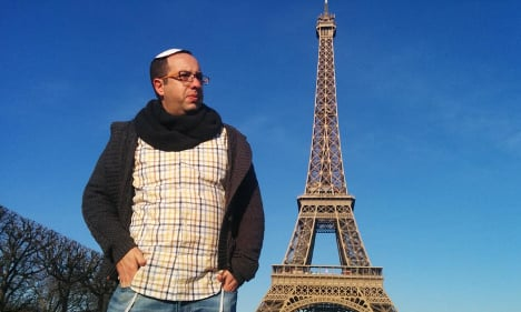 'Fear and loathing' - Being a Jew in Paris