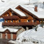 Up next is this five-floor house, located in Meribel, a ski resort at the centre of the world renowned 3 Vallées ski area. The spacious chalet, worth €3.5 million, includes a sauna, a spa, private parking, and a jacuzzi. It's 258 square metres. A five-minute walk will take you to the centre of Meribel and a bus stop near the house will take you to a tiny airport known as the 'altiport', for those can afford to jet in and out.Photo: Leggett