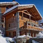 First up is this an impressive four-floor chalet, located in the village of Sainte Foy Tarentaise, in Savoie. It's worth a cool €3 million and contains eight en-suite rooms, as well as a wine cellar, and a sauna. A one-bedroom staff apartment with a garage is also available, in case you need more space. All in all it's 400 square metres of luxury property.Photo: Leggett