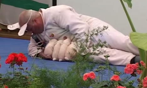 French pig squealer crowned 'world's best'