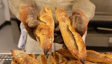 'France right to stop baker working too much'