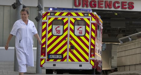 Flu epidemic leaves French hospitals in crisis