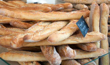 France's top baker stung for working too much