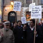 Le Pen's Oxford Union talk draws angry protest