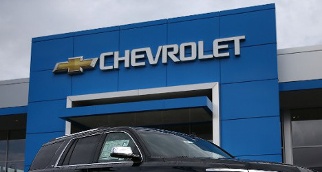 Chevrolet told to pay French car dealers €8m
