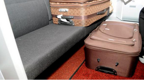 Man mistakenly hides his Russian bride in suitcase