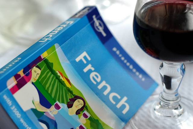 France celebrates ten 'foreign' French words