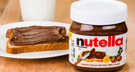 Nutella bans 'lesbian' and 'Muslim' from jars