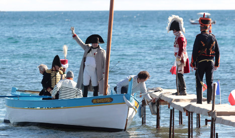Napoleon returns to France 200 years on