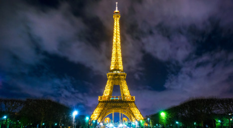 Paris: Iron Lady to dim lights for Earth Hour